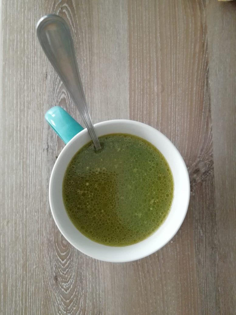 бронечай кетодиета чай матча с маслом