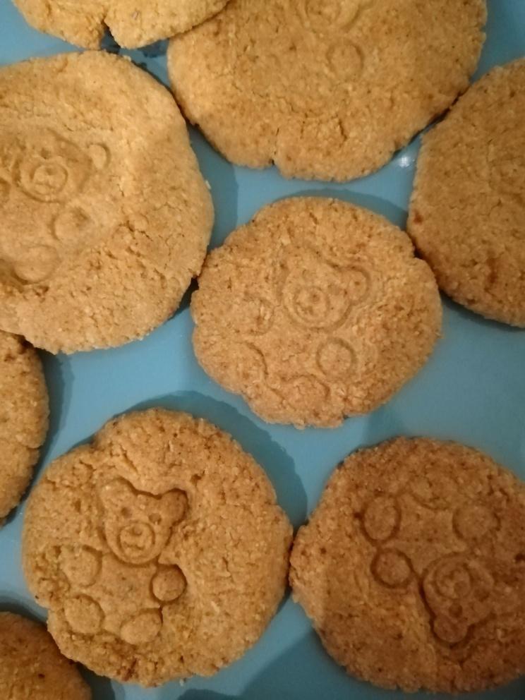 рецепт печенья без муки и сахара, кето-печенье