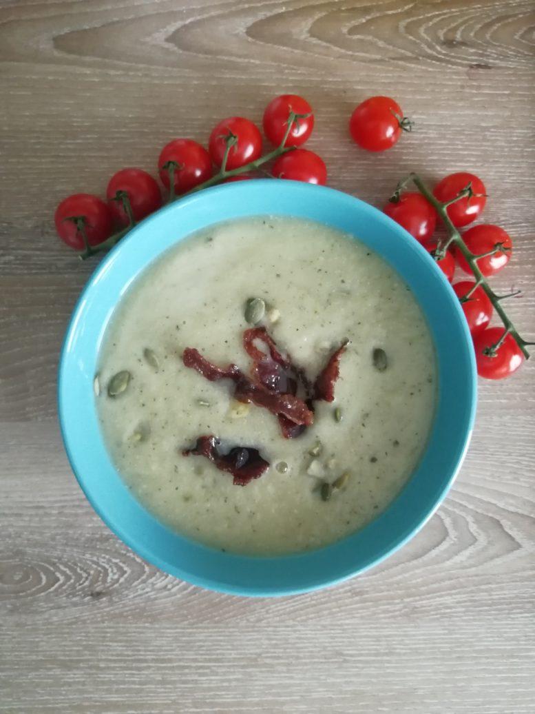 Кетодиета крем суп рецепт