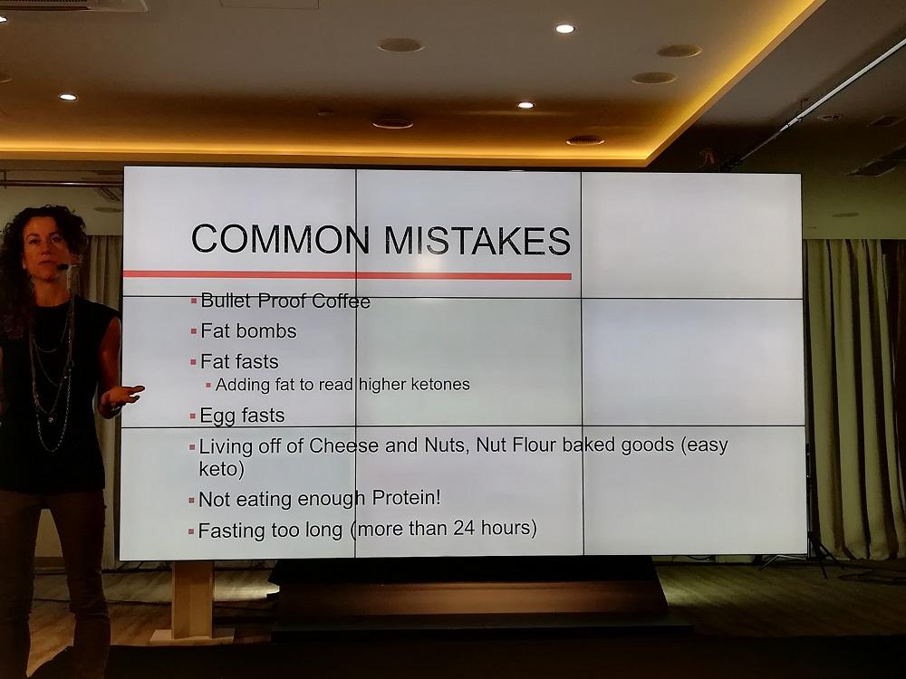 кето-диета ошибки
