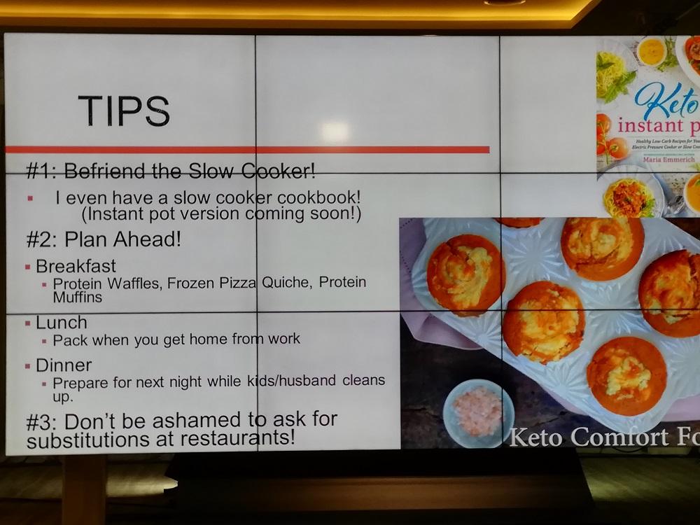 секреты кето кухни