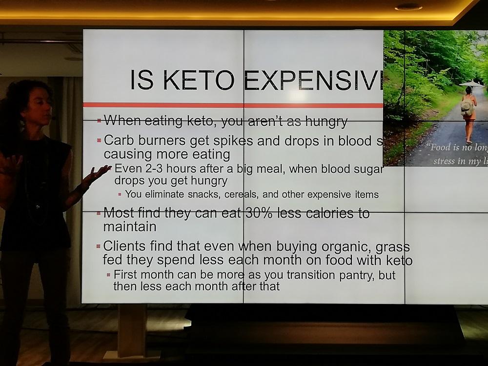 сколько стоит кето диета