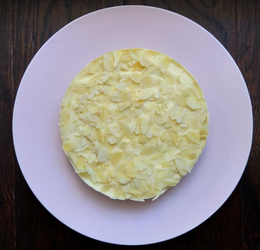 рецепт миндального торта ИКЕА