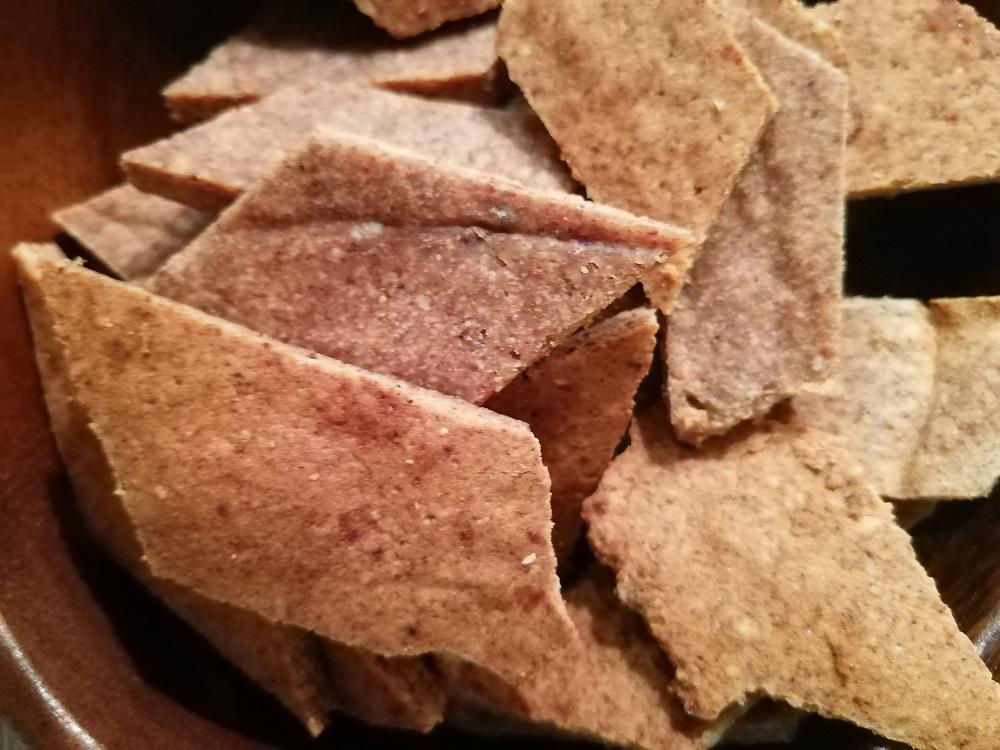 сухарики с корицей без сахара рецепт