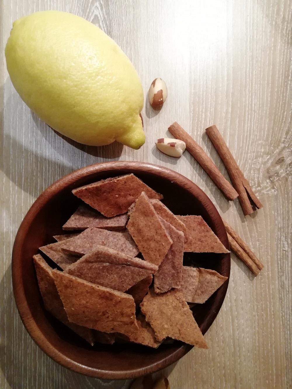 сухари с корицей рецепт