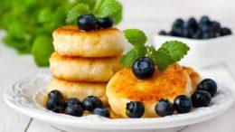 Рецепт кето сырников
