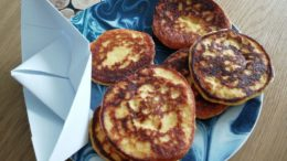 кето-сырники без муки и сахара
