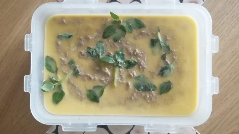 кето-паштет, рецепт вкусного паштета из печени и бекона