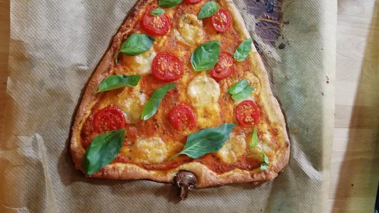 Проверенный рецепт кето-пиццы и основы для кето-пиццы