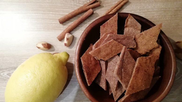 сухарики с корицей рецепт